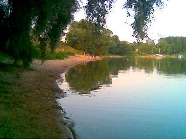 Участок на берегу Истринского вдхр. 2,9 Га. Под базу отдыха