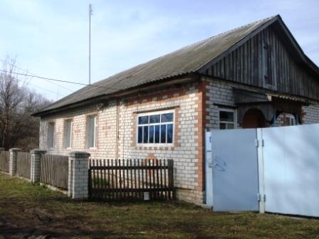 Продаю дом в деревне у крохотной речушки