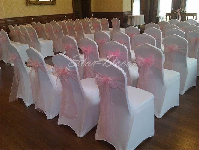 Свадебный чехол для стула  выкройки