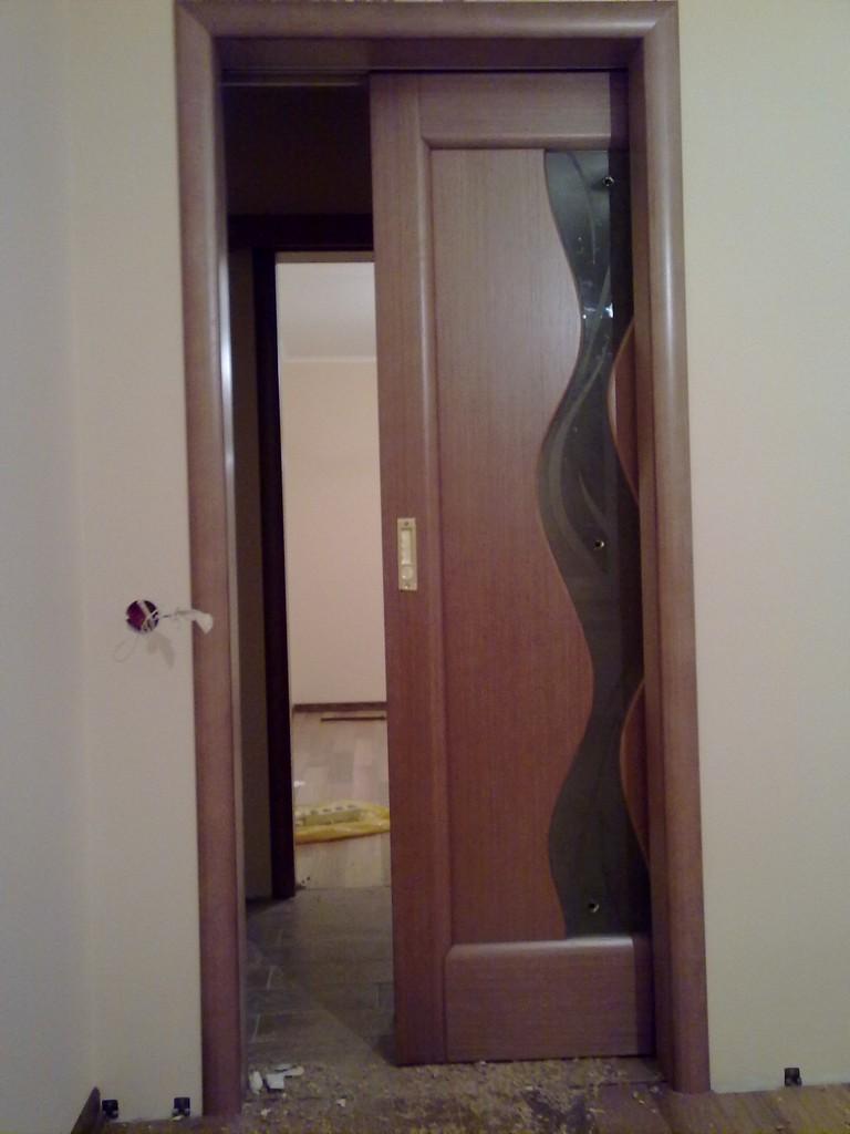 установка входных дверей домодедово
