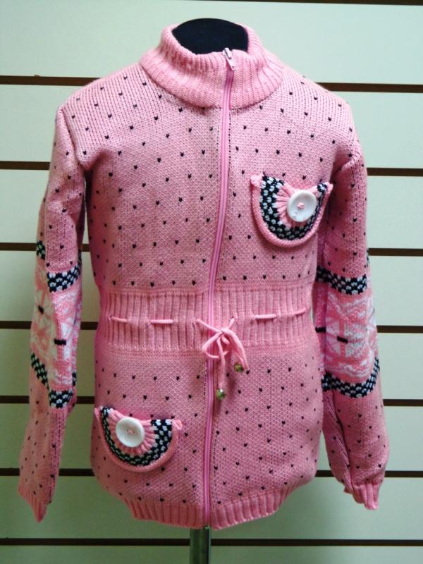 свитер для девочки 336 руб