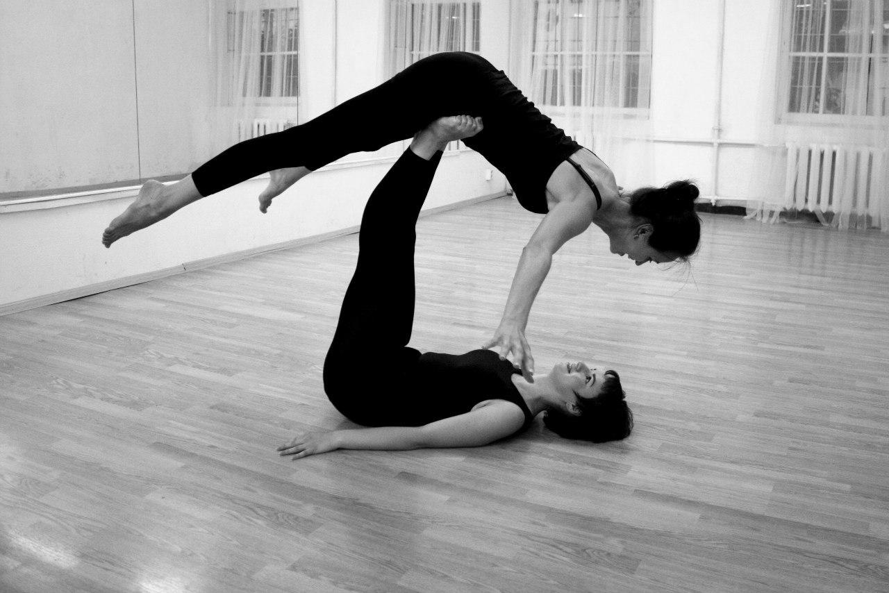 Занятия современной хореографией