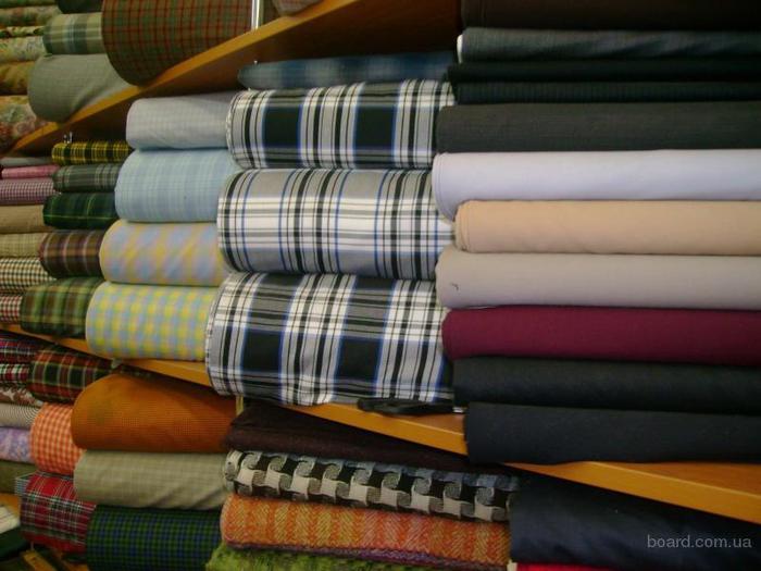 Продам ткани из Италии известных брендов.