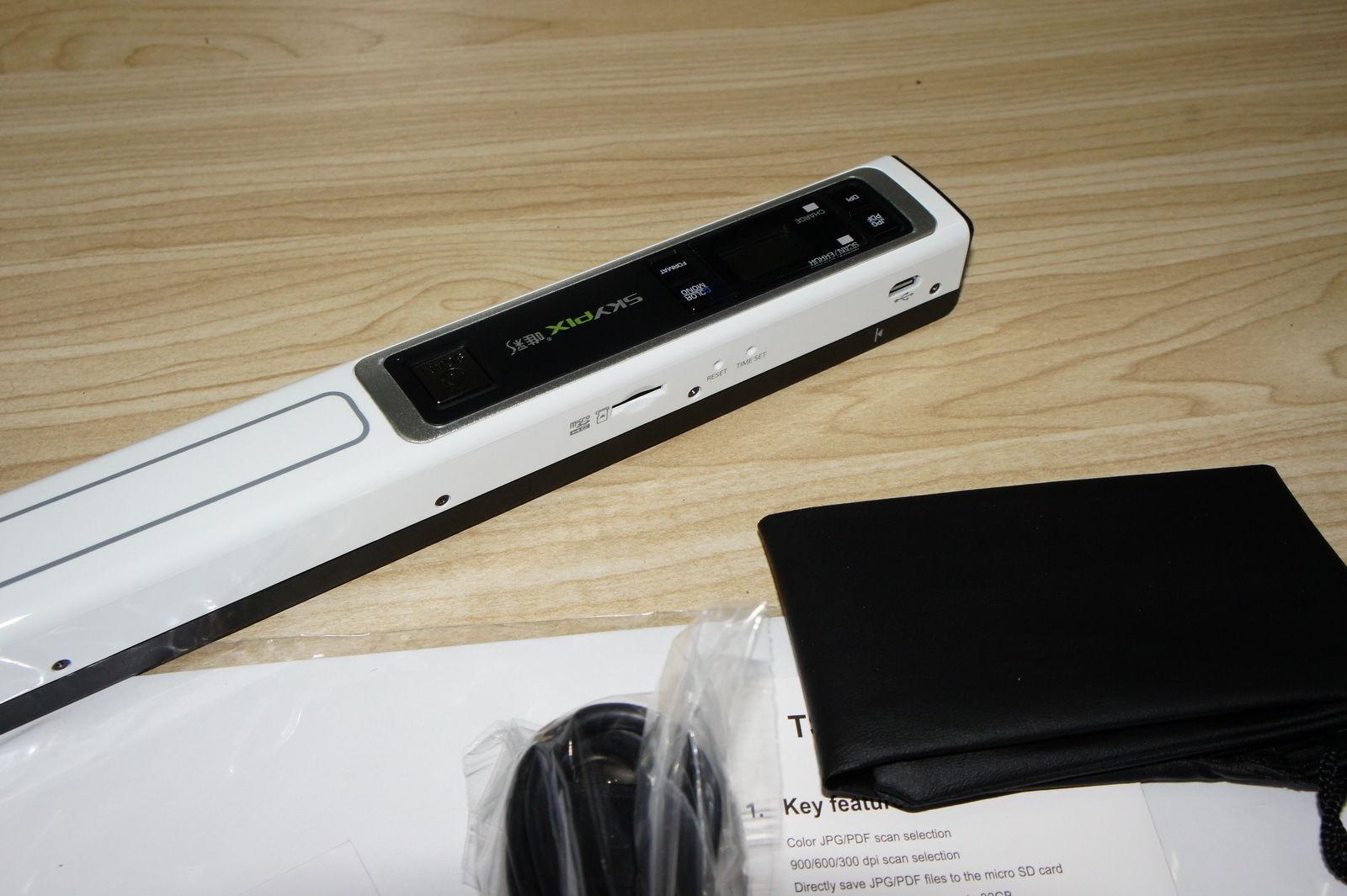 Ручной сканер документов 12 фотография