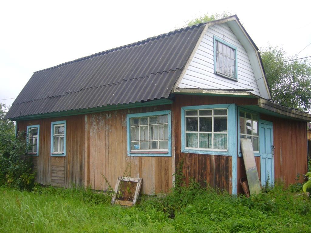 Участок 10 сот + 2 эт. дом 70м, Москва Варшавское ш с. Клёново