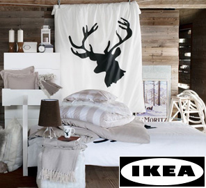 Теплый текстиль IKEA