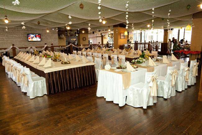 Панорамный ресторан Беринг