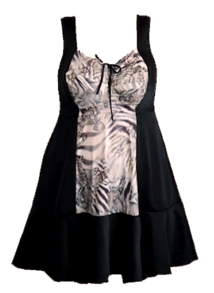 Платье-купальник, 110GHI