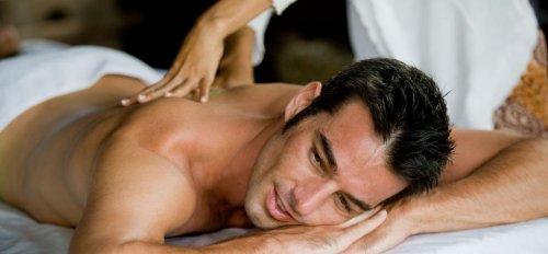 Услуги эротического массажа