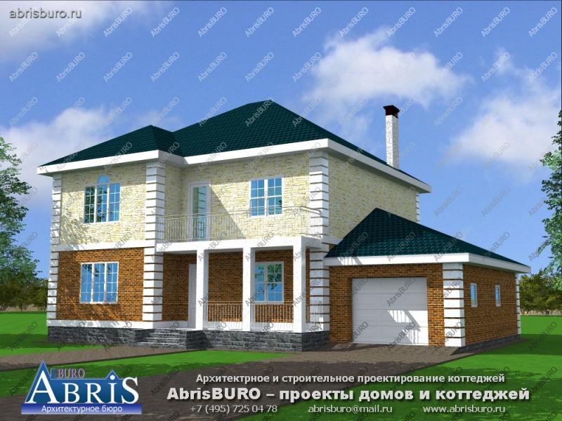 Профессиональное проектирование домов. Новые проекты коттеджей. Строительство ос