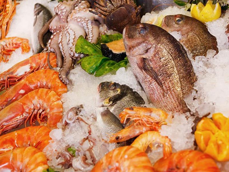 Магазин морских деликатесов премиум-класса Вкусно