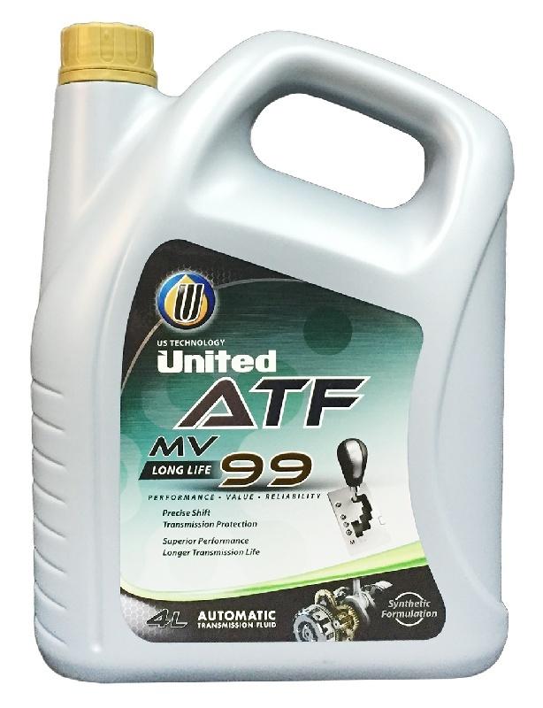 Автомобильные масла United-oil