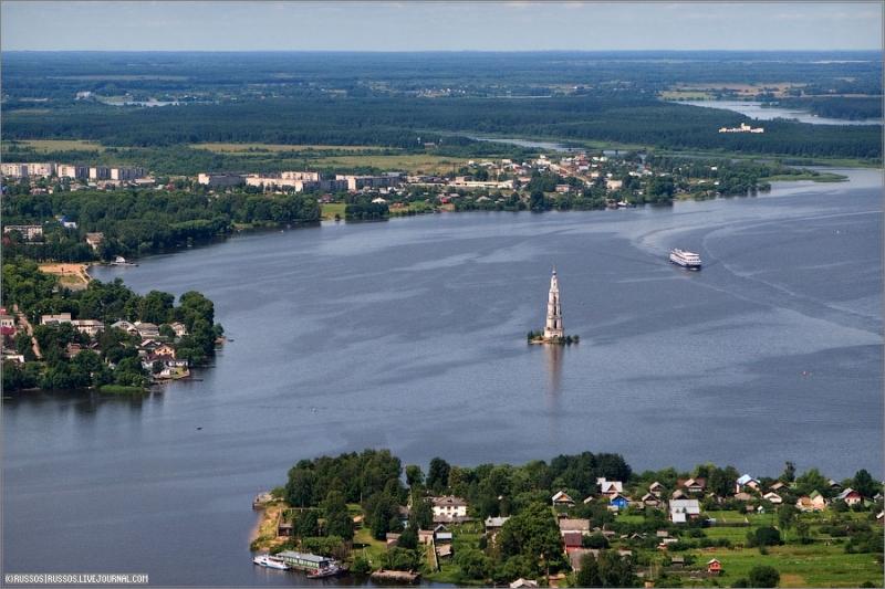 Помощь в покупке, продаже недвижимости на Волге в гор. Калязине Тверской области