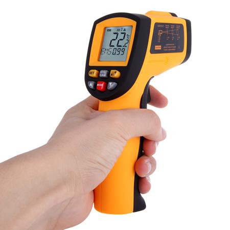 Пирометр TemPro 2200 для дистанционного измерения температур