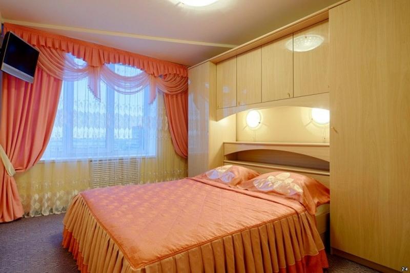 Компактные номера гостиницы в Барнауле