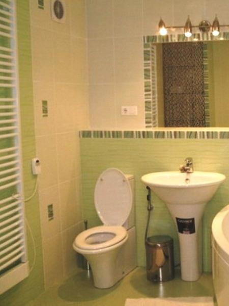 Тольятти. Ремонт, отделка и перепланировка ванных.