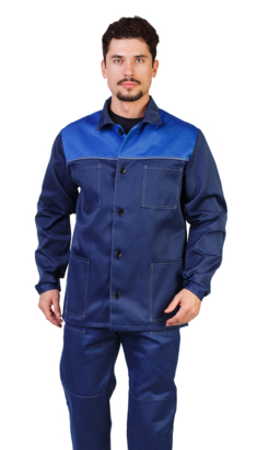 Костюм рабочий Куртка и штаны или полукомбинезон