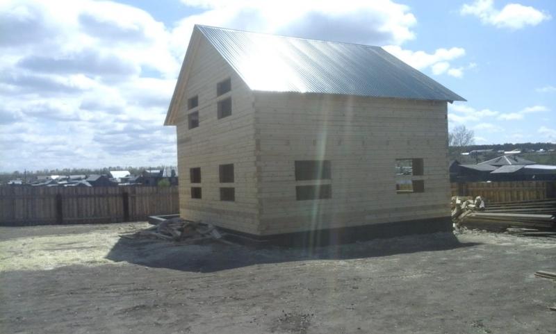 Строительство дома бани дачи демонтаж