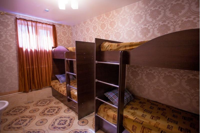 Сайт хостела, где можно забронировать недорогое койко-место