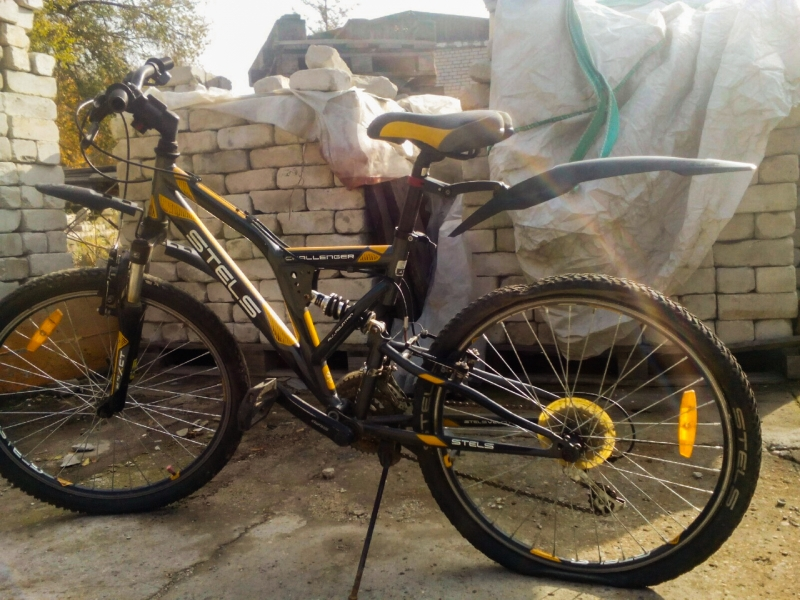 Велосипед Stels Challenger 24 V