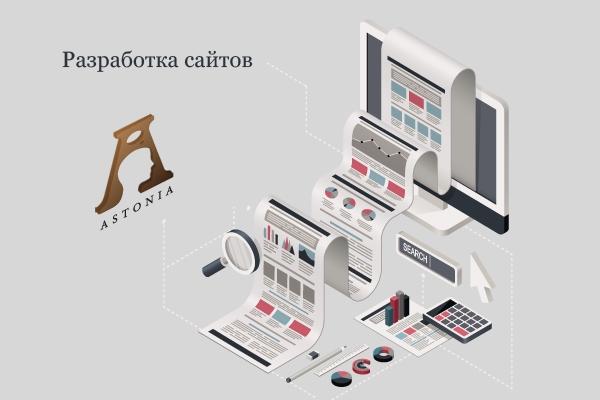 Разработка сайта, адаптированного под специфику Вашего бизнеса