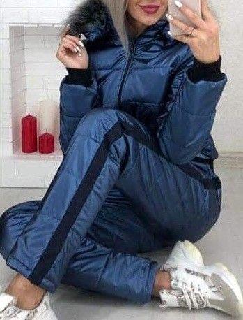 Зимний женский костюм лыжник с бесплатной доставкой