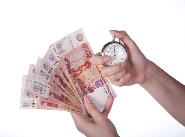 Результативная помощь в получении наличных в кредит.