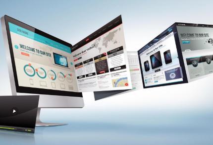 Создание и продвижение сайтов в  веб-студии