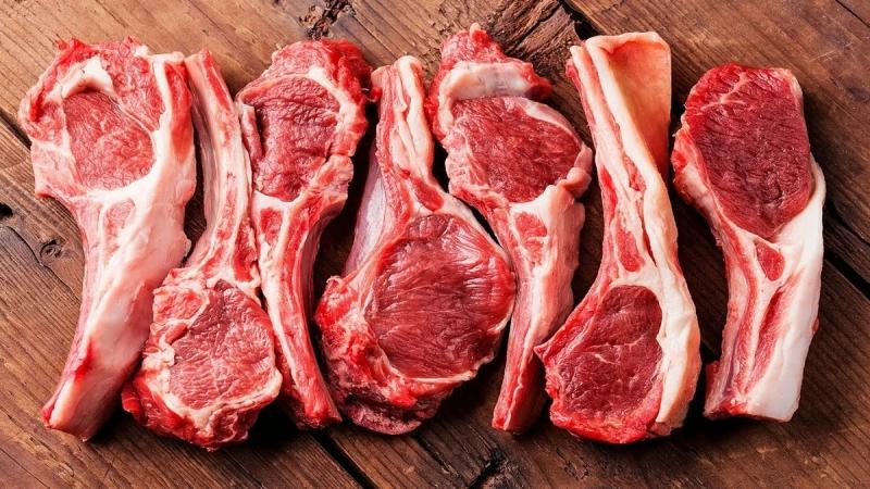 Мясо. Баранина в тушах. Оптом за полцены