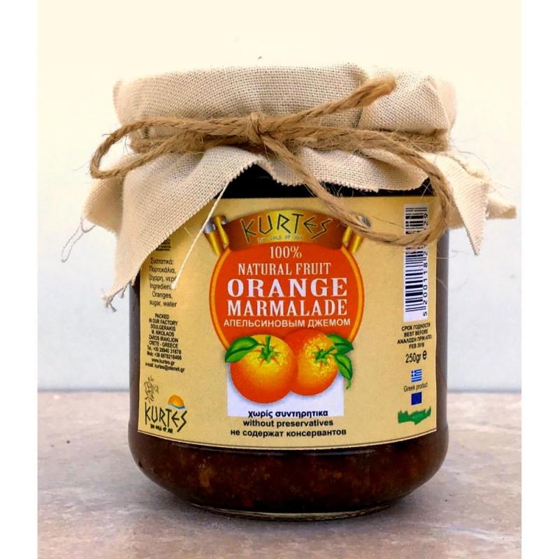 Апельсиновый конфитюр купить