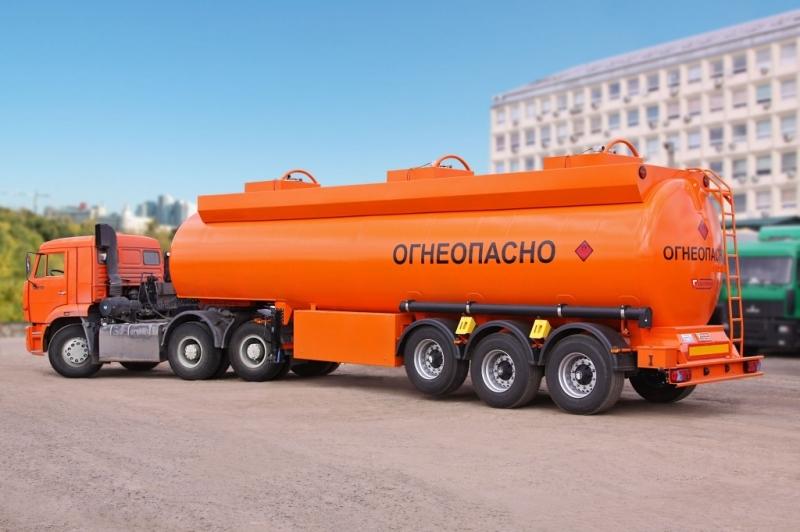 Доставка дизельного топлива по Москве и области  Нефтегазлогистика