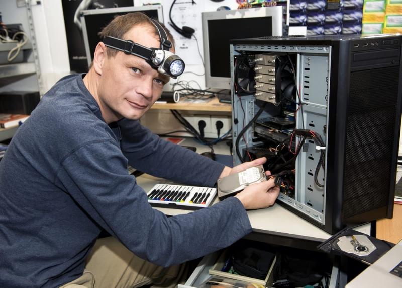 Ремонт компьютеров в Перми на дому