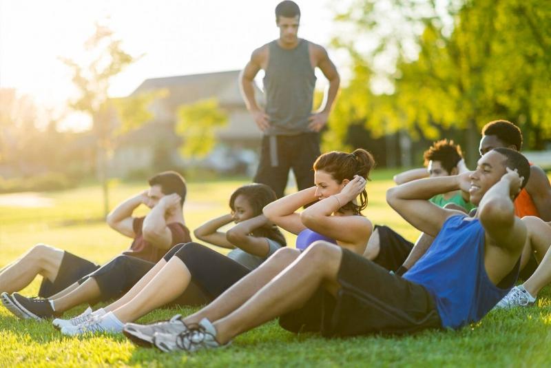 Персональные тренировки в Видном,ОФП,кикбоксинг,самооборона