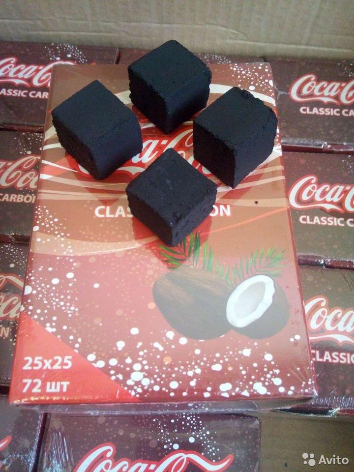 Купить кокосовый уголь для кальяна оптом