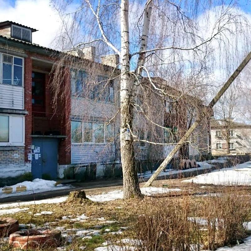Однокомнатная квартира 38 кв.м в поселке