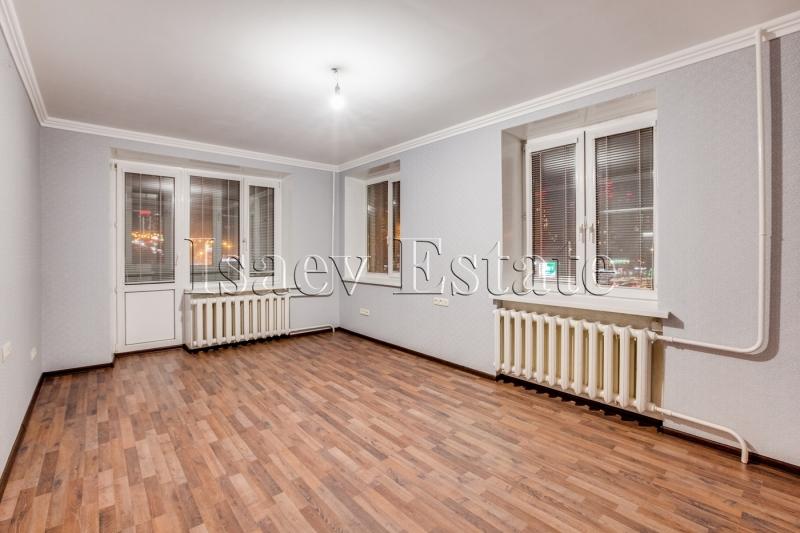 Двухкомнатная квартира для продажи по доступной цене.