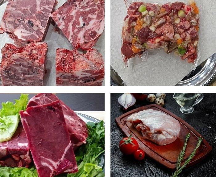 Мясо для собак Москва область